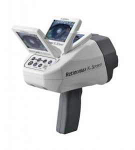 Autorefraktometr Righton Retinomax Screeen